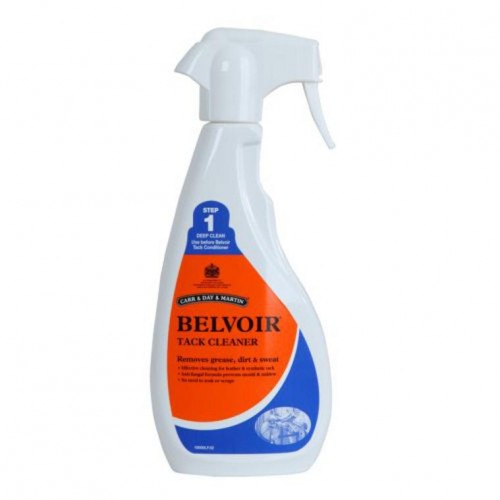 Belvoir Tack Cleaner Step 1