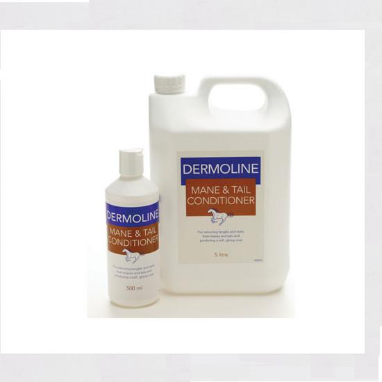 Dermoline Mane and Tail Conditioner - dermoline mane and tail conditioner eu93