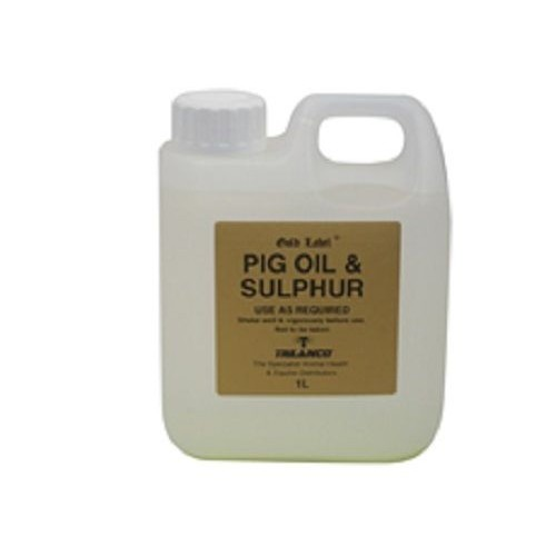 Pig Oil & Sulphur
