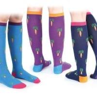 Bridleway Carrot Socks