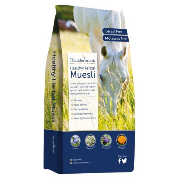 Thunderbrook Healthy Herbal Muesli