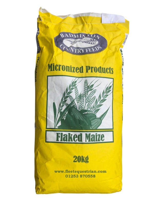 Badminton Flaked Maize