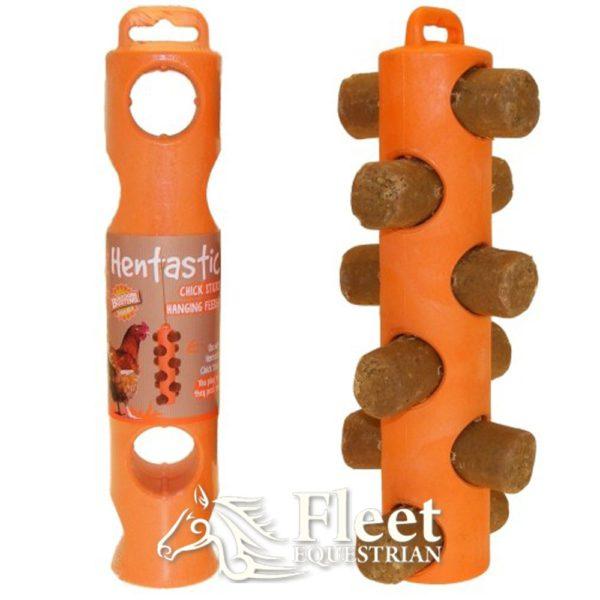 Hentastic Chick Sticks x 12 Oregano with Feeder