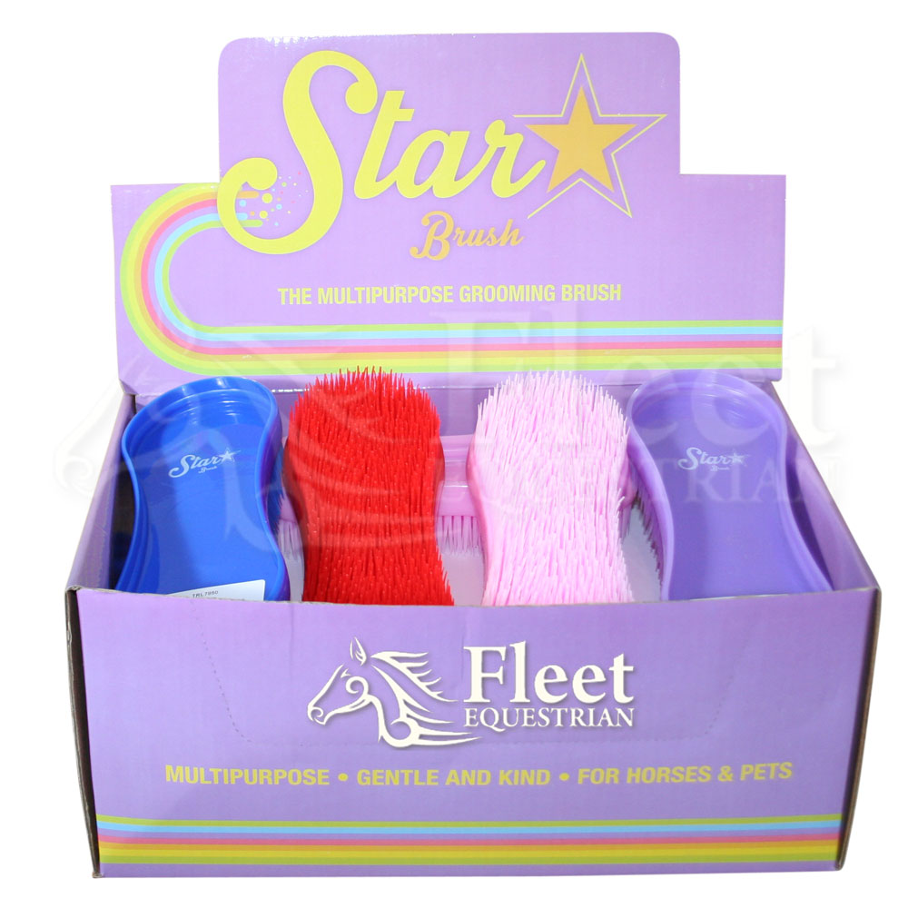 Star Brush 3 pack