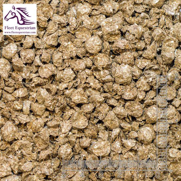 Premium Crushed Wheat Pellet Bedding