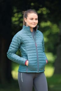 Willow Padded Jacket Sage