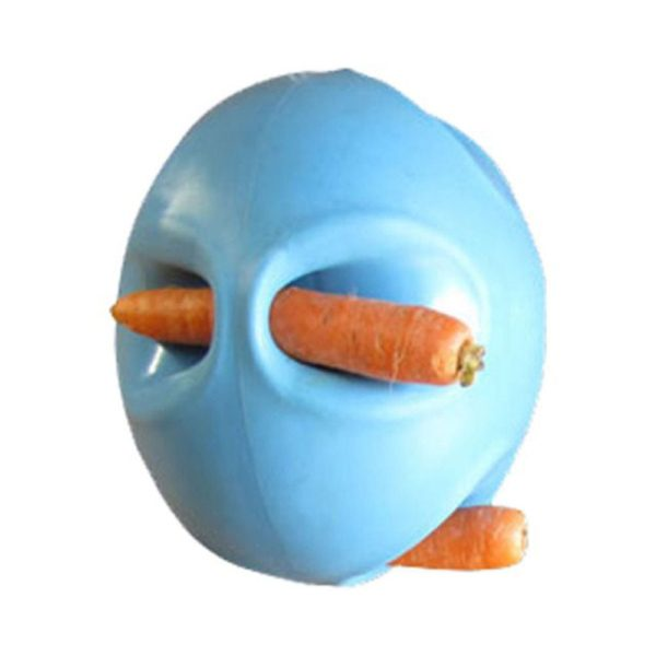 Carrot Ball Horse Toy
