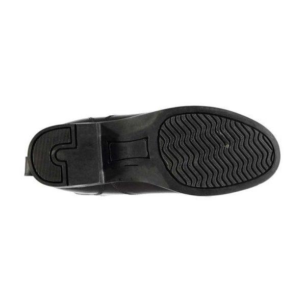 Brogini Margate Leather Jodhpur Boots - brogini margate boots b2lack