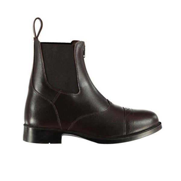 Brogini Margate Jodhpur Boots Brown