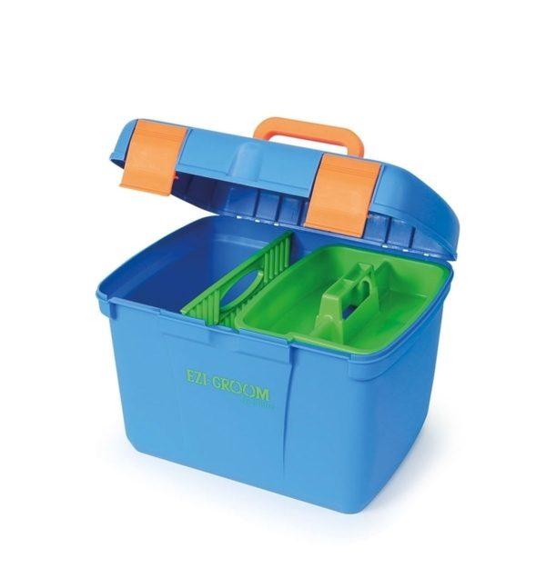 Ezi-Groom Deluxe Grooming Box - 1505 blue 5