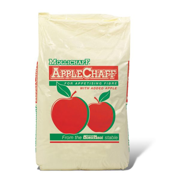 Mollichaff AppleChaff 12.5kg - mollichaff applechaff 125kg