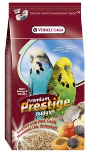 VL Prestige Budgie 22kg - vl budgie english mix prestige 5050 22kg