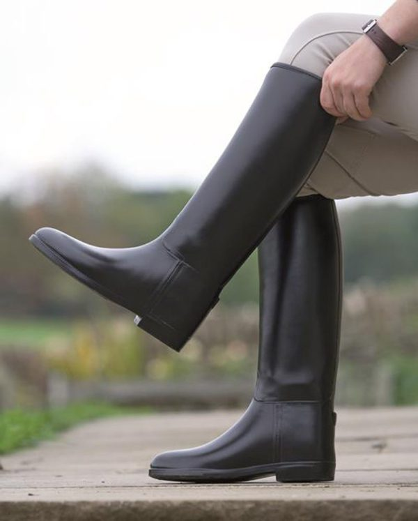 Long Waterproof Riding Boots