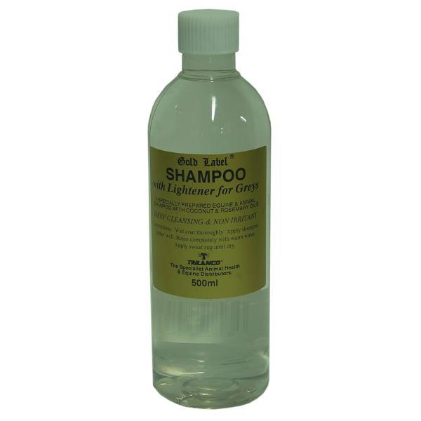 Gold Label Lightener for Greys Shampoo - O5W2W8BX4V GLD0213