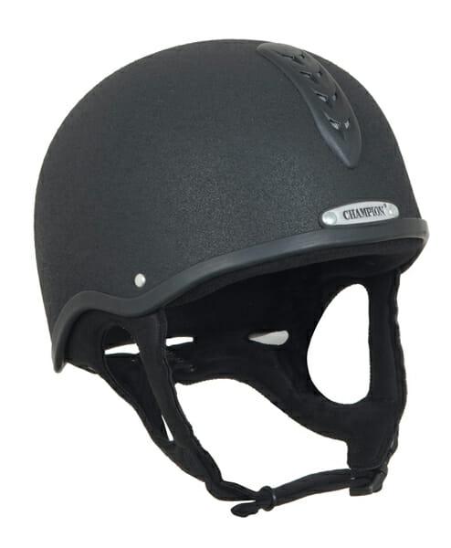 Champion Junior X-Air Plus Helmet - Junior X Air Plus Helmet Black 1