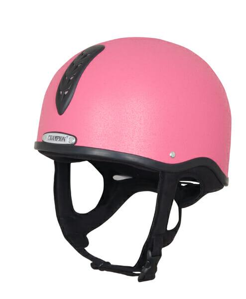 Champion Junior X-Air Plus Helmet - Junior X Air Plus Helmet Pink
