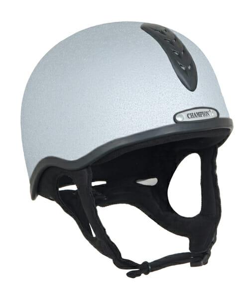 Champion Junior X-Air Plus Helmet - Junior X Air Plus Helmet Silver 1