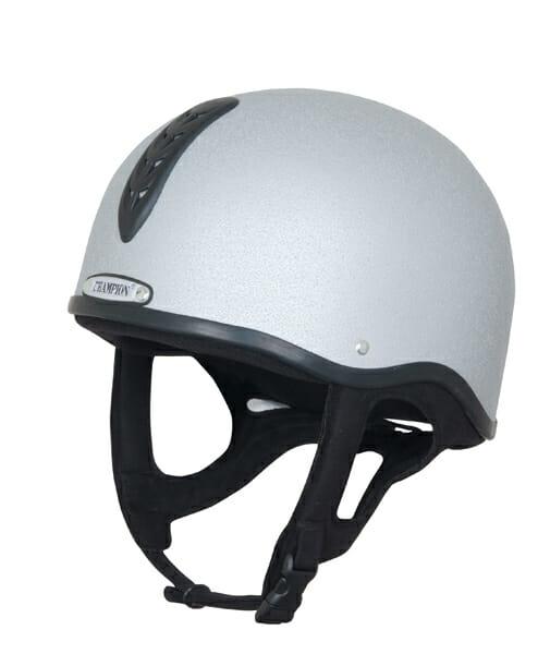 Champion Junior X-Air Plus Helmet - Junior X Air Plus Helmet Silver