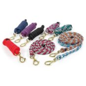 Shires Super Soft Lead Rope 1.8m - shires super soft lead rope 18m