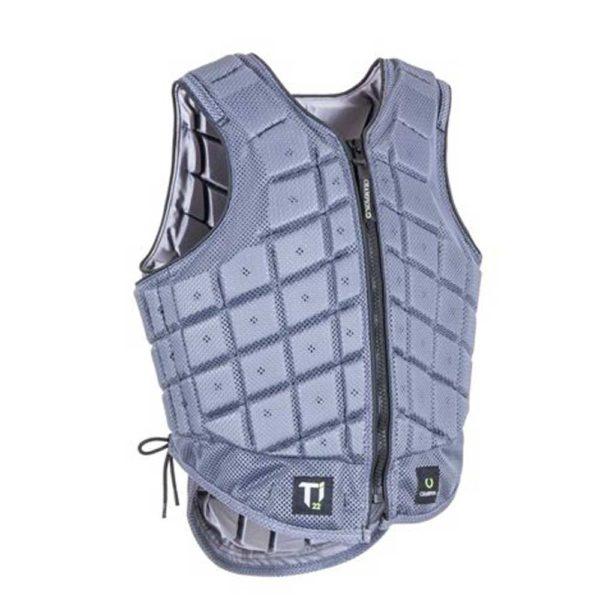 Titanium Ti22 Body Protector Adult - ti22 grey 03 5