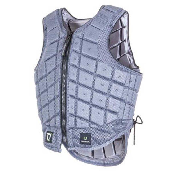 Titanium Ti22 Body Protector Adult - ti22 grey 05 1