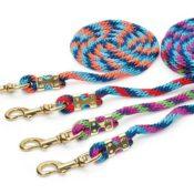 Topaz Lead Rope - topaz lead rope