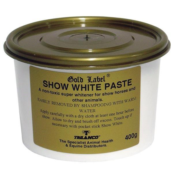 Gold Label Show White Paste - gold label show white paste