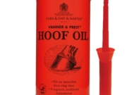 Hoof Oil and Brush