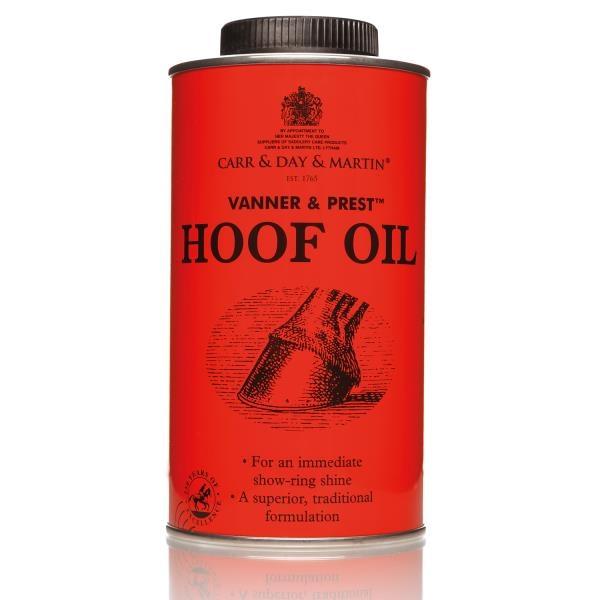 Vanner and Prest Hoof Oil 500ml - vanner and prest hoof oil 500ml
