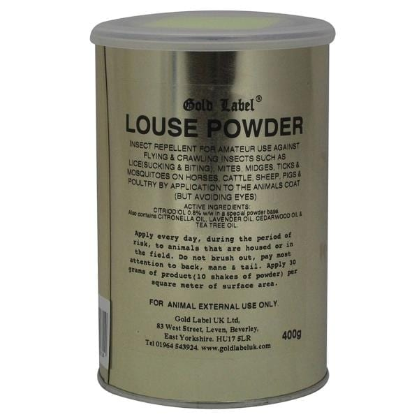 Gold Label Louse Powder - JUFVBEFNKM GLD0240