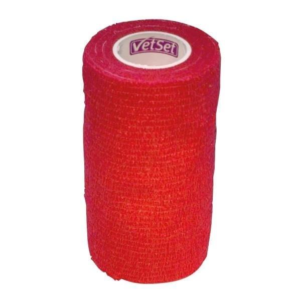 VetSet Wraptec Cohexsive Bandage 100mm - KHGCYC52R3 VTS0260