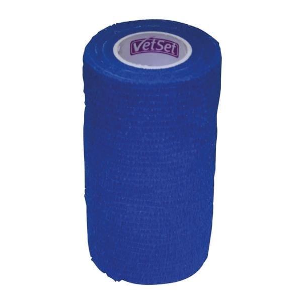 VetSet Wraptec Cohexsive Bandage 100mm - YARM9XB4CY VTS0245