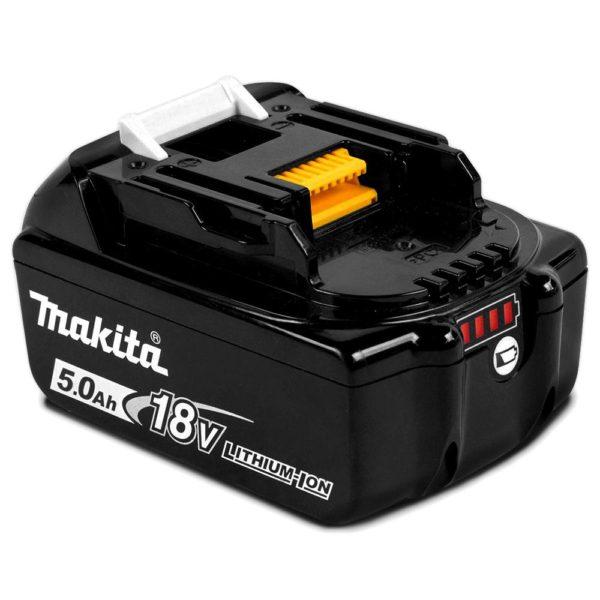 Makita BL1850B 18v LXT Lithium-ion Battery 5.0Ah - makita bl1850b 18v lxt lithium ion battery 50ah