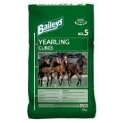 No5 Yearling Cubes