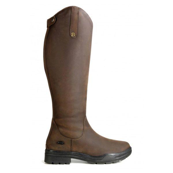 Brogini Montagne V2 Fur Lined Riding Boot - brogini monagne v2 fur lined riding boot