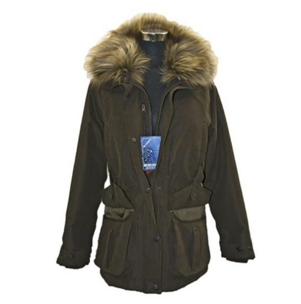 Gamekeeper Ladies Jacket - gamekeeper ladies jacket