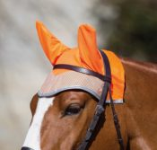 Bridleway Visibility Fly Veil - bridleway visibility fly veil 2