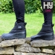 HyLAND Pacific Short Winter Boots - hyland pacific short winter boots black
