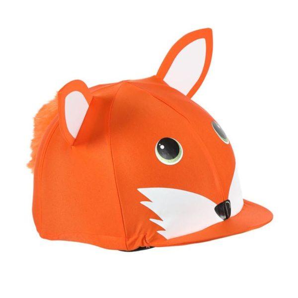 Shires Fox Hat Cover - shires fox hat cover