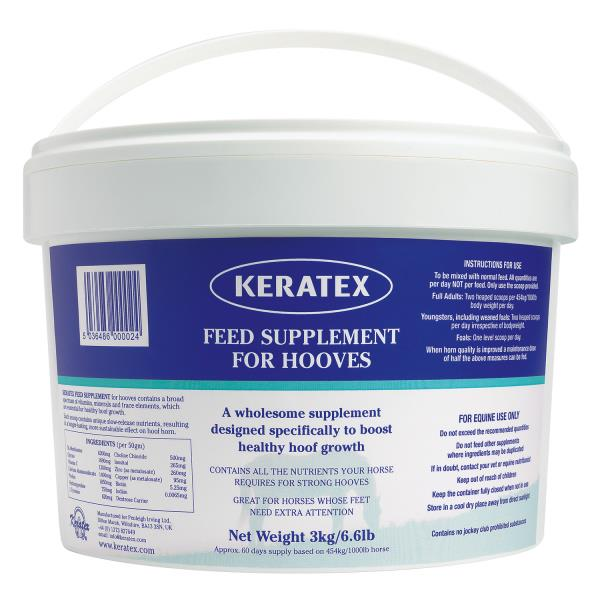 Keratex Feed Supplement for Hooves - 5M3XUGM28O keratex feed supp hooves