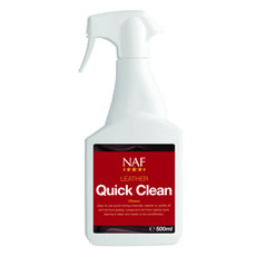 NAF Leather Quick Clean - NLF0775