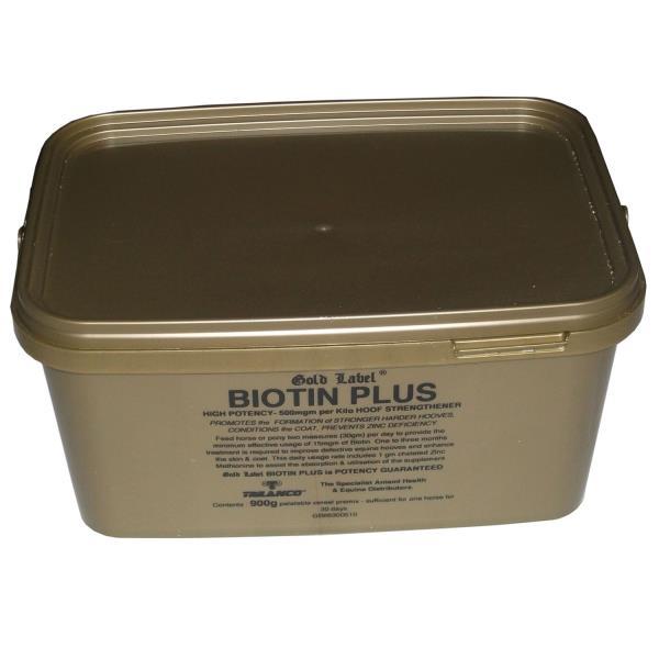Gold Label Biotin Plus - QTHATCQ5C7 GLD0010 biotin plus