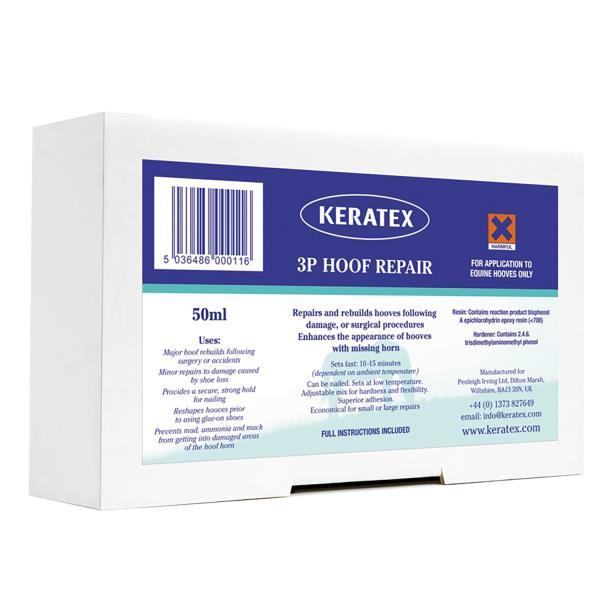Keratex 3P Hoof Repair - RNFU1UM415 EPC0012