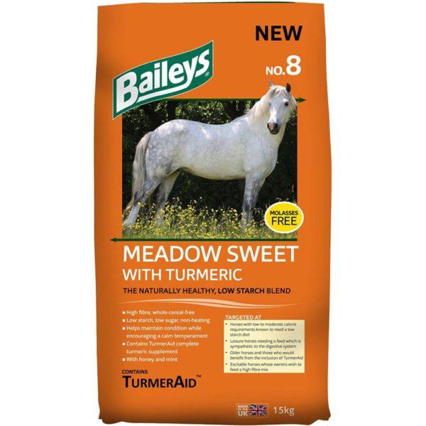 Meadow Sweet with Turmeric