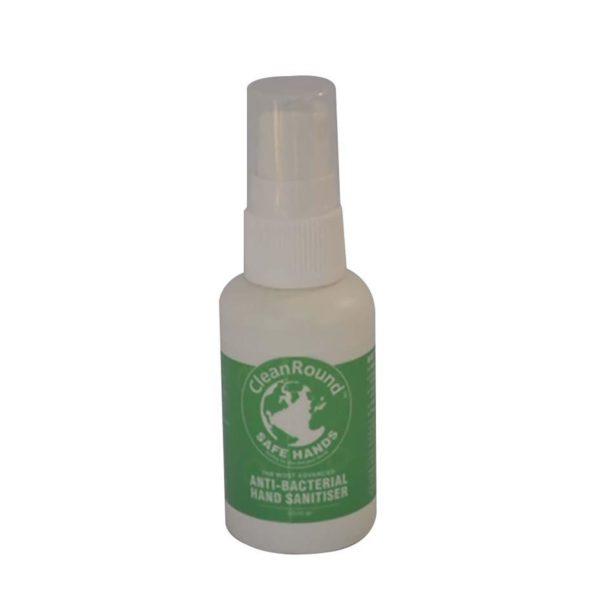 Cleanround Safe Hands Antibacterial Hand Sanitiser - cleanround safe hands antibacterial hand sanitiser