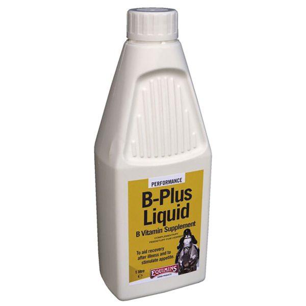 Equimins B-Plus Liquid B Vitamin Supplement - EQS0040