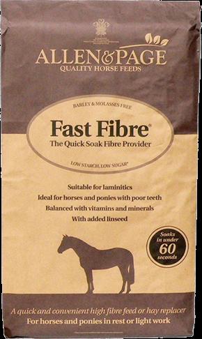 Allen & Page Fast Fibre - allen page fast fibre