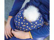 Claire Pom Pom Hat Cover - claire pom pom hat cover
