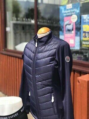 HKM Jersey/Nylon Jacket - hkm jerseynylon jacket