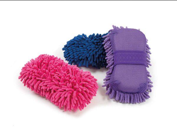 Microfibre Grooming Sponge - microfibre grooming sponge